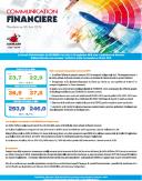 Communication financière semestrielle au 30/06/2019