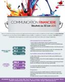 Communication Financière semestrielle au 30/06/2015