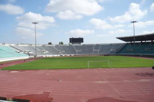 ملعب محمد الخامس الدار البيضاء