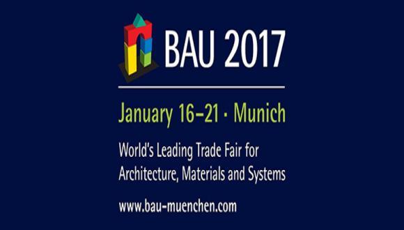 Salon BAU Munich 2017