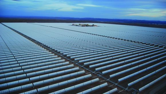 Station solaire Noor - Tafilalet