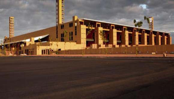 Marrakesh sports stadium