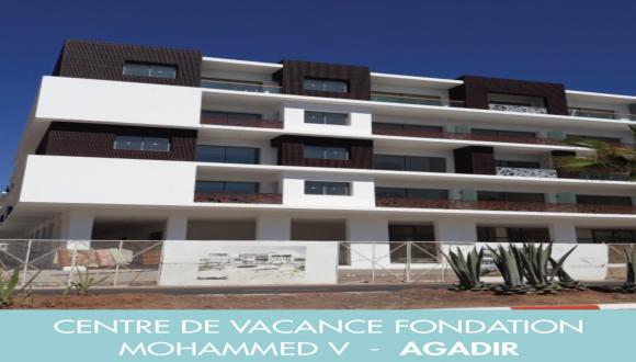Centre de vacance Fondation Mohammed V - Agadir