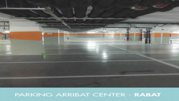 Parking Arribat center - Rabat