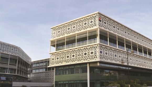 Centre commercial Arribat Center - Rabat