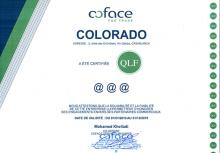 Colorado is certified @@@ by Coface for 2019