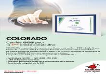 COLORADO Certifée @@@ pour la 7ème année consécutive