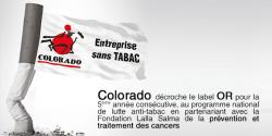 Colorado : Entreprise sans tabac 2018